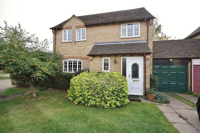 Thumbnail Detached house for sale in Hurdeswell, Long Hanborough, Witney