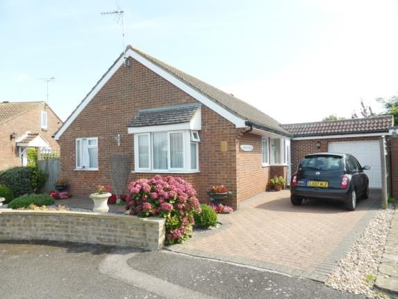 Thumbnail Bungalow for sale in Beechwood Close, St. Marys Bay, Romney Marsh