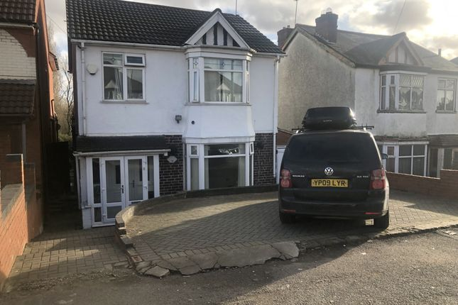 Thumbnail Detached house for sale in Stechford Road, Hodge Hill