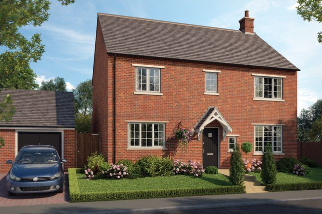 Thumbnail Detached house for sale in The Potton, Hanwell View, Southam Road, Banbury