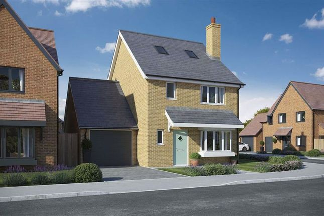 4 bed detached house for sale in Cotman End, Pirton, Hitchin, Hertfordshire SG5