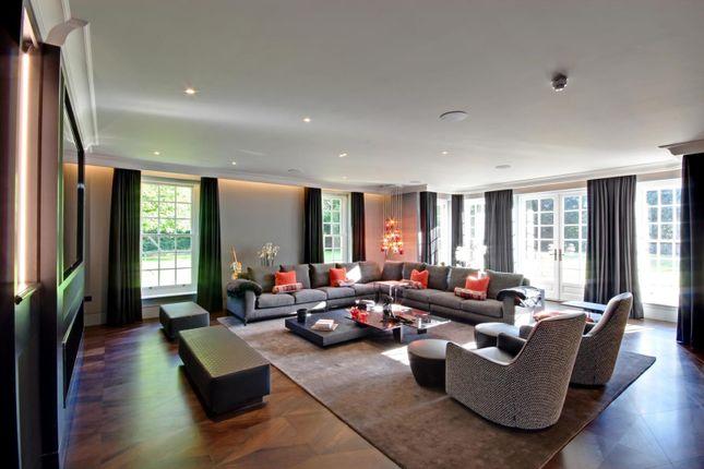 Lounge of Cobden Hill, Radlett WD7