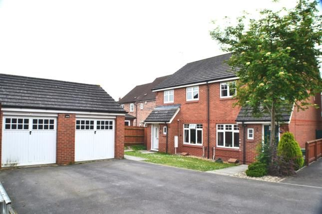 Thumbnail Semi Detached House For Sale In Turnstone Drive Quedgeley Gloucester Gloucestershire
