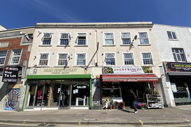 1 bed property for sale in Flat 3, 203-205 Rye Lane, Peckham, London SE15