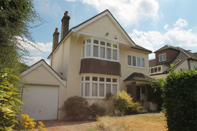 Thumbnail Detached house for sale in Upfield, Croydon, Surrey
