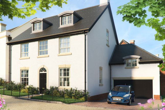 "Thumbnail Property for sale in ""The Willoughby"" at Pitt Road, Winchester"