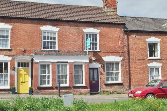 2 bed terraced house for sale in High Street, Newnham GL14