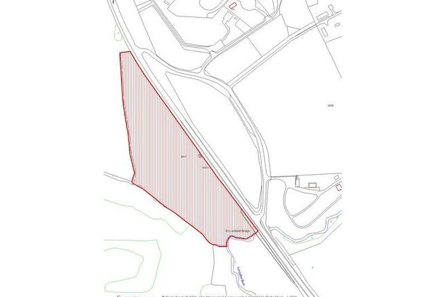Thumbnail Land for sale in Burgham, Nr Morpeth, Northumberland