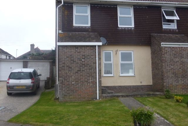 Thumbnail End terrace house to rent in Conway Road, Falmouth