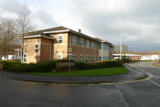 Thumbnail Office to let in Caxton Road, Fulwood, Preston