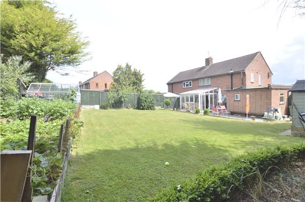 Thumbnail Semi-detached house for sale in Tewkesbury, Gloucestershire