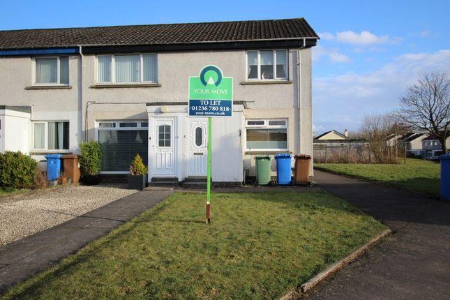 Thumbnail Flat to rent in Ash Place, Banknock, Bonnybridge