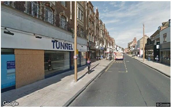 Thumbnail Retail premises to let in 208/214 High Street, Bromley
