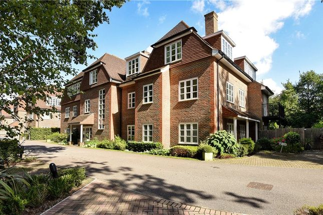 Thumbnail Flat for sale in Evergreen, London Road, Sunningdale