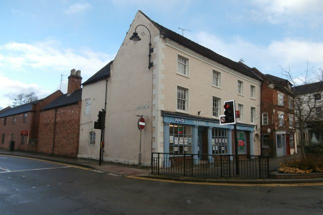 Thumbnail Retail premises to let in 5-7 High Street, Stone, Staffordshire
