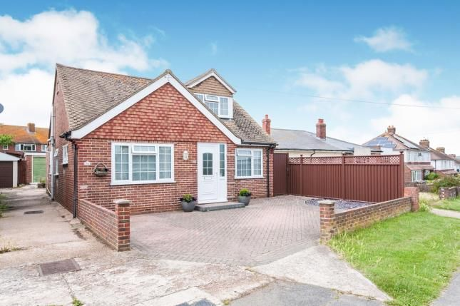 Thumbnail Detached house for sale in First Avenue, Newhaven, East Sussex