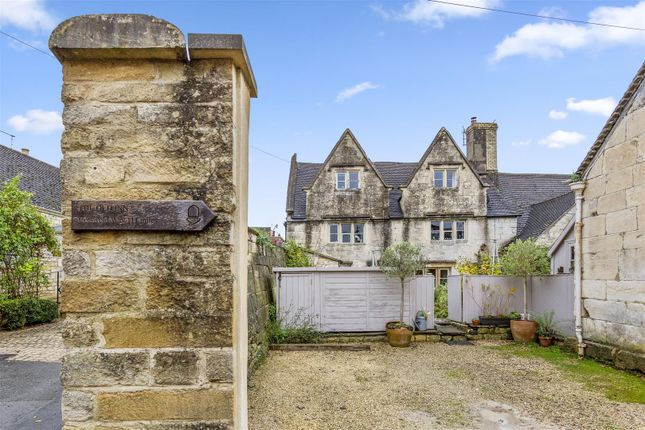 Thumbnail Semi-detached house for sale in Victoria Street, Painswick, Stroud