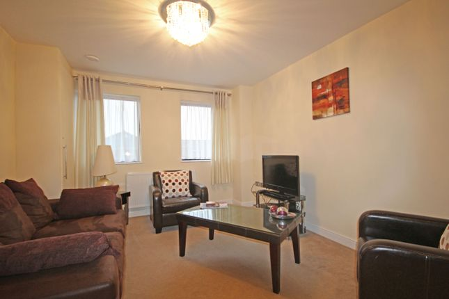 Thumbnail Flat to rent in Apartment 17, Luxe Apartments, St Helens Street, Derby
