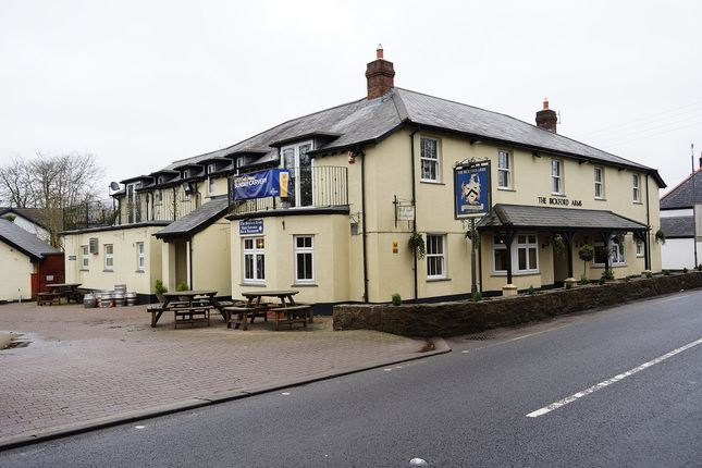 Thumbnail Pub/bar for sale in Brandis Corner, Holsworthy, Devon