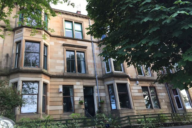 Thumbnail Flat for sale in Hampden Terrace, Glasgow