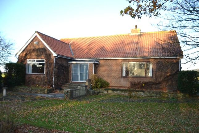Thumbnail Bungalow for sale in Tocketts, Guisborough