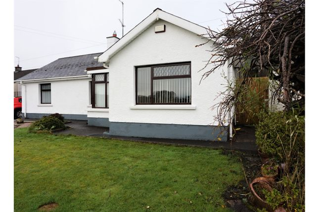 Thumbnail Detached bungalow for sale in Duneany Road, Ballymena