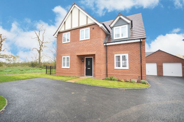 Thumbnail Detached house for sale in Noble Way, Cheswick Green, Solihull