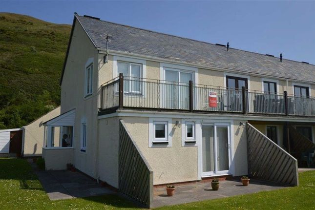 Thumbnail End terrace house for sale in Linkside, 5, Ardudwy Villas, Aberdyfi, Gwynedd