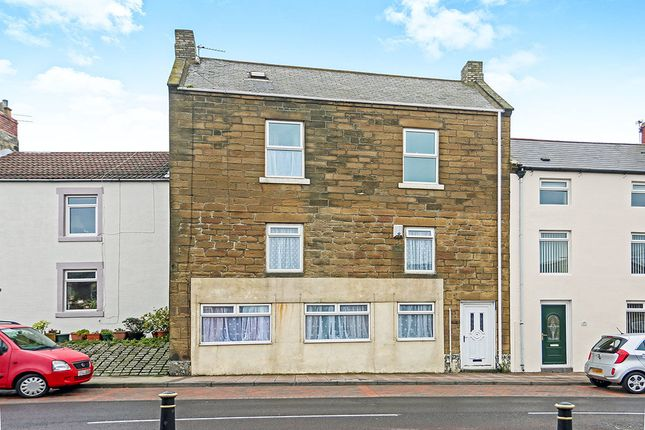 Thumbnail Terraced house for sale in Front Street, Newbiggin-By-The-Sea