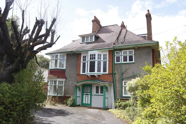 Thumbnail Detached house for sale in Portchester Road, Charminster, Bournemouth