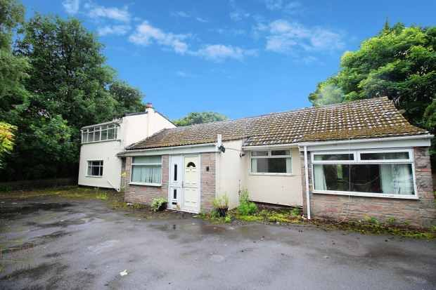Thumbnail Detached bungalow for sale in Valley Gardens, Burnley, Lancashire