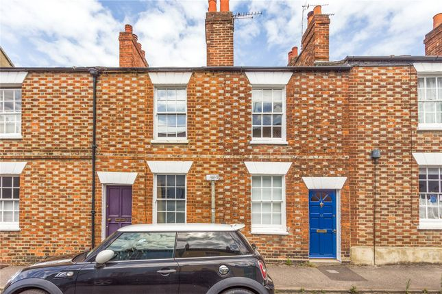 Thumbnail Terraced house for sale in Observatory Street, Oxford