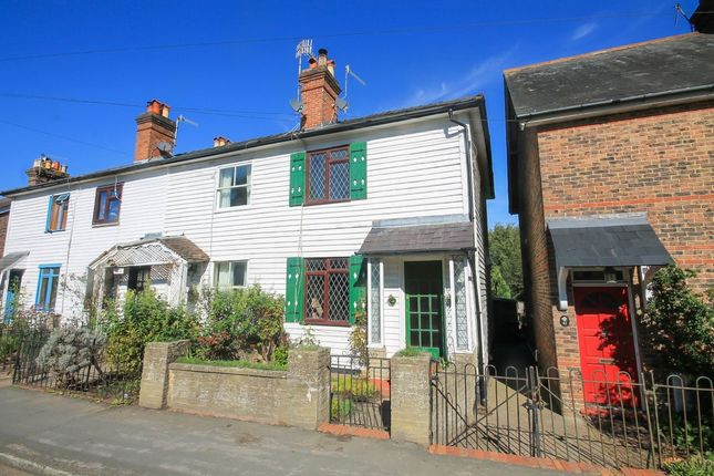 Thumbnail End terrace house for sale in Newlands Place, Hartfield Road, Forest Row