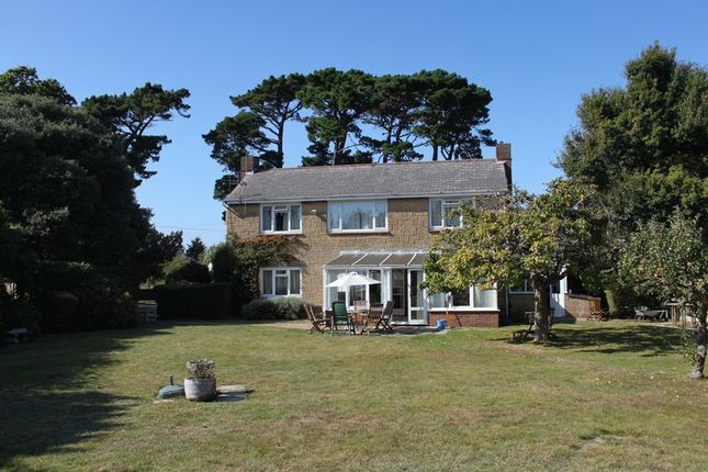 Thumbnail Detached house for sale in Baring Road, Cowes