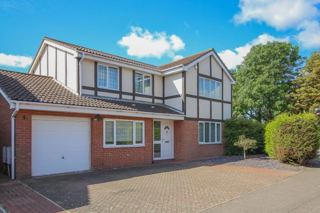 Thumbnail Detached house for sale in Naylor Avenue, Kempston