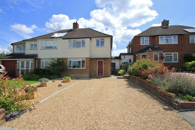 Thumbnail Semi-detached house to rent in Merton Road, Princes Risborough