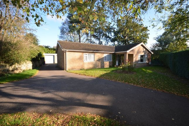 Thumbnail Bungalow for sale in Sywell Road, Overstone, Northampton