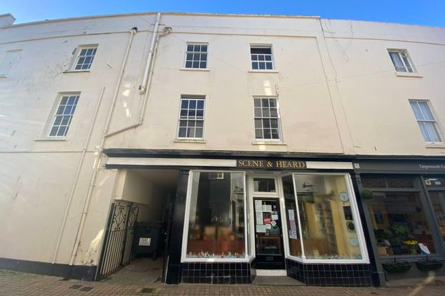 Thumbnail Land for sale in Teign Street, Teignmouth