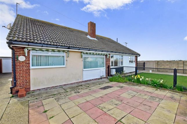 2 bed semi-detached bungalow for sale in Williamson Road, Lydd On Sea, Kent
