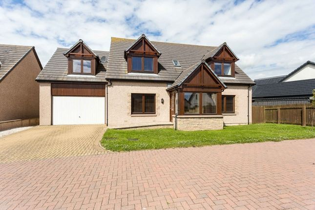 Thumbnail Detached house for sale in Brae View, Gourdon, Montrose, Angus
