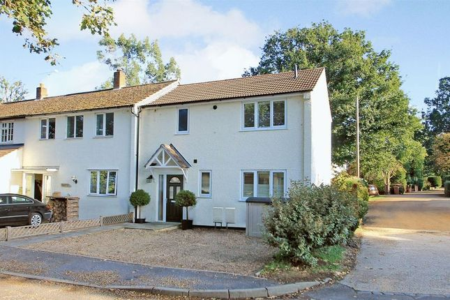 Thumbnail Terraced house for sale in Sandy Lane, Send, Woking