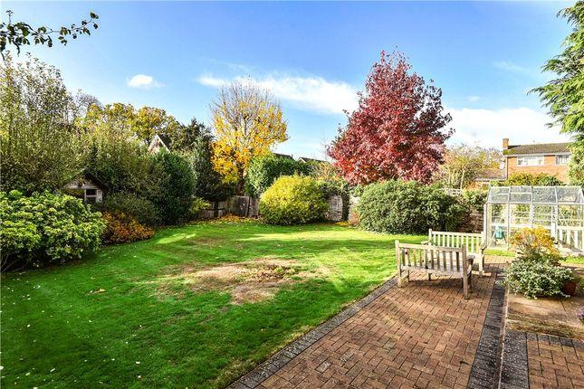 Garden of Poplars Grove, Maidenhead, Berkshire SL6