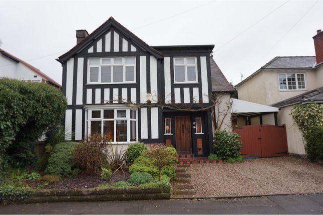 Thumbnail Detached house for sale in Middleton Avenue, Littleover