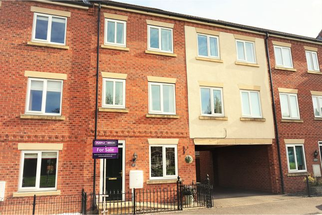 Thumbnail Terraced house for sale in Eldon Green, Tuxford, Newark
