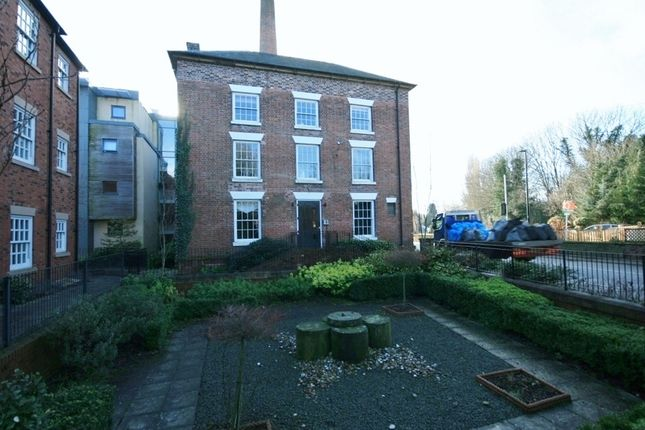 Thumbnail Flat to rent in Mill Street, Wem, Shrewsbury