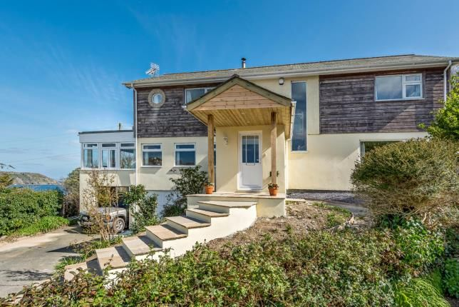 Thumbnail Detached house for sale in Gorran Haven, St. Austell, Cornwall