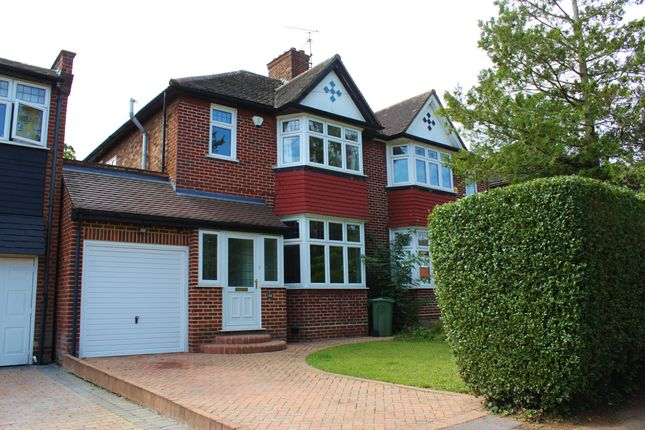 Thumbnail Semi-detached house for sale in Rokeby Gardens, Woodford Green