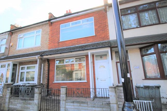 Thumbnail Terraced house to rent in Humberstone Road, London