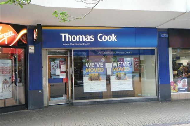 Thumbnail Retail premises to let in Parade Shopping Centre, 39, The Parade, Swindon, Wiltshire, England