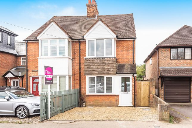 Thumbnail Semi-detached house to rent in Orchard Road, Seer Green, Beaconsfield